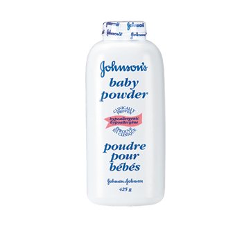 Image of product Johnson's - Baby Powder, 425 g