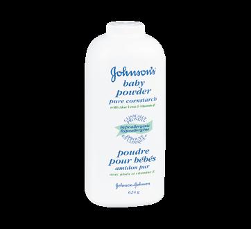 Pure Cornstarch Baby Powder with Aloe Vera & Vitamin E, 623 g