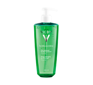 Normaderm Deep Purifying Cleansing Gel, 400 ml