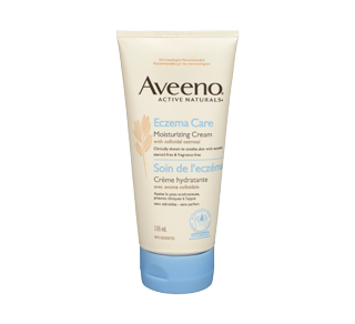 Eczema Care Cream, 166 ml – Aveeno : Moisturizer
