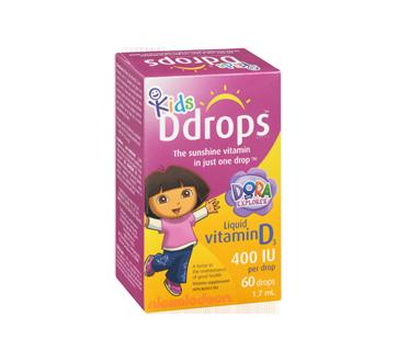 Image 2 of product Ddrops - Ddrops Kids 400 IU, 1.7 ml