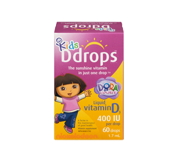 Image 3 of product Ddrops - Ddrops Kids 400 IU, 1.7 ml