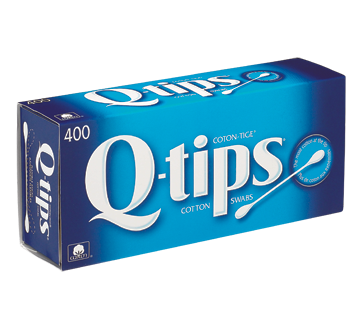 Image 1 of product Q-Tips - Cotton Swabs, 400 units