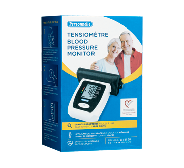 Image of product Personnelle - Blood Pressure Monitor, 1 unit