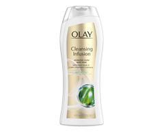 Image of product Olay - Cleansing Infusion Hydrating Glow Body Wash, 400 ml, Deep Sea Kelp