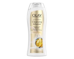 Image of product Olay - Cleansing Infusion Microscrubbing Body Wash, 400 ml, Crushed Ginger