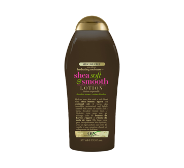 Shea Soft & Smooth Body Lotion, 577 ml