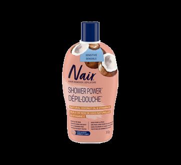 Hair Remover Shower Power Sensitive Formula, 312 g
