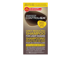 Image of product Control GX - Grey-Reducing Shampoo for Light Shades, 177 ml, Blond to Medium Brown