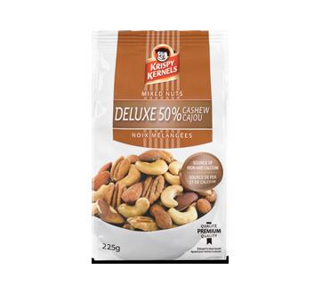 Deluxe 50% Cashews, 225 g