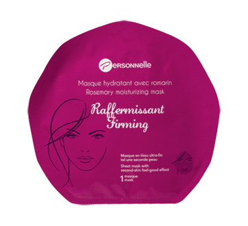 Image of product Personnelle Beauty - Firming Rosemary Moisturizing Mask, 1 unit