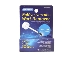 Image of product Personnelle - Wart Remover, 10 ml