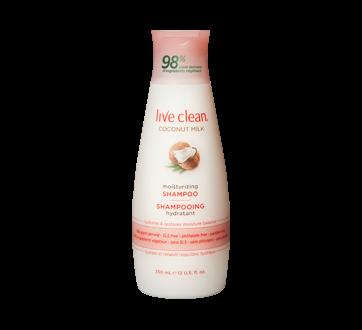 Coconut Milk Moisturizing Shampoo, 350 ml