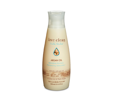Argan Oil Shampoo, 350 ml
