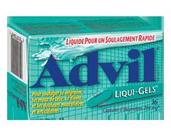 Image of product Advil - Advil Liqui-Gels, 16 tablets