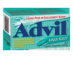 Image of product Advil - Advil Liqui-Gels, 32 tablets