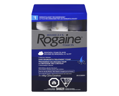 Image of product Rogaine - Men's Foam 5% Hair Regrowth Treatment, 60 g