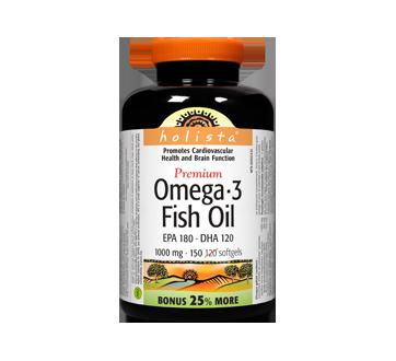 Image of product Holista - Omega-3 Fish Oil, 120 units
