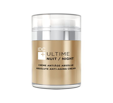 Ultime Night Absolute Anti-Aging Cream-Serum, 50 ml