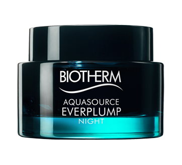 Image of product Biotherm - Aquasource Everplump Night Moisturizer Care, 75 ml