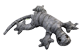 Thumbnail of product manimo - Weighted Lizard, 2 kg, Silver