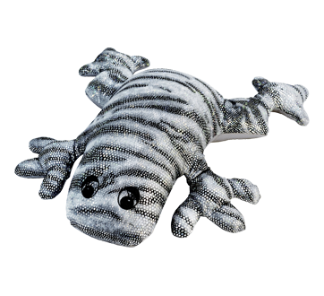 Weighted Frog, 2 kg, Silver