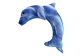 Thumbnail of product manimo - Weighted Dolphin, 1 kg, Blue