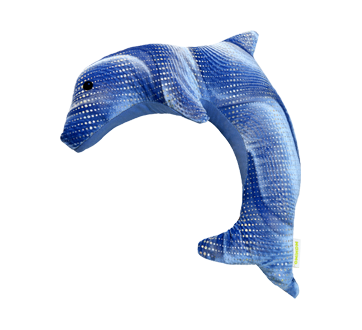 Weighted Dolphin, 1 kg, Blue