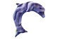 Thumbnail of product manimo - Weighted Dolphin, 2 kg, Purple