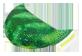 Thumbnail of product manimo - Half Moon Ball, 1 unit, Green