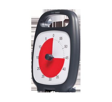 Time Timer Plus 60 min, 1 unit, Charcoal