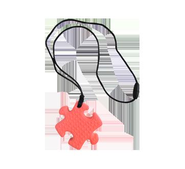 Puzzle Necklace, 1 unit, Coral