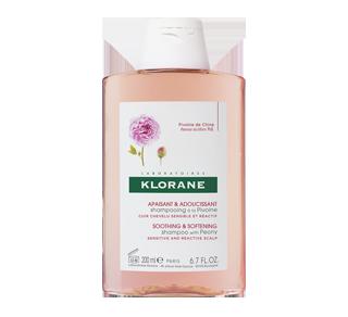 Shampoo with Peony, 200 ml