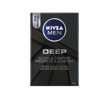 Image 2 of product Nivea Men - Deep After Shave Lotion, 100 ml