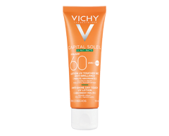 Image of product Vichy - Idéal Soleil Dry Touch Sunscreen Lotion SPF 60, 50 ml