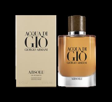 eff4ea13461 Image 1 of product Giorgio Armani - Acqua Di Giò Absolu Eau de Parfum, 75