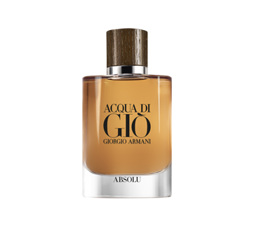 Image 2 of product Giorgio Armani - Acqua Di Giò Absolu Eau de Parfum, 75 ml