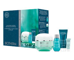 Image of product Biotherm - Aquasource Set, 4 units, Normal to Combination Skin