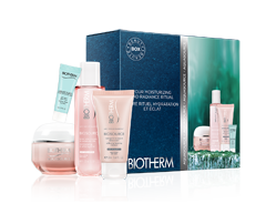 Image of product Biotherm - Aquasource Set, 4 units, Dry Skin