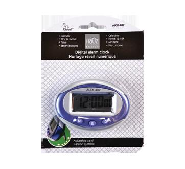 Hauz Digital Alarm Clock, 1 unit