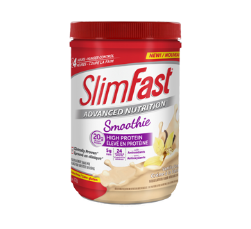 Image of product SlimFast - Advanced Nutrition Meal Replacement Shake Mix, 312 g, Vanilla Cream