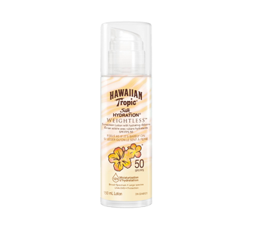 Silk Hydration Weightless Sunscreen Lotion with Air-Soft Texture SPF 50, 150 ml