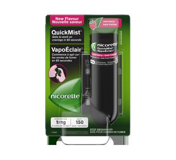 Image 5 of product Nicorette - Nicorette Quickmist, 1 unit, 1 mg, Coolberry