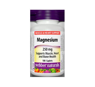Image of product Webber - Magnesium Capsules, 100 units