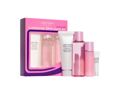 Image of product Shiseido - White Lucent Luminous Skin Starter Kit, 4 units