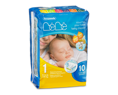 Image of product Personnelle Bébé - Baby Diapers, 10 units