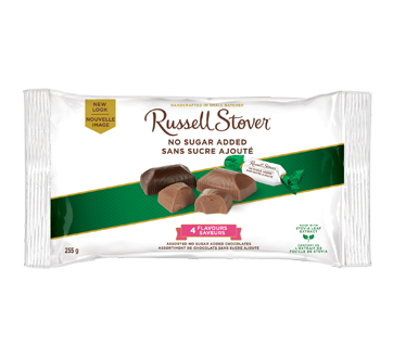 Image of product Russel Stover - Assorted No Sugar Added Chocolates, 255 g