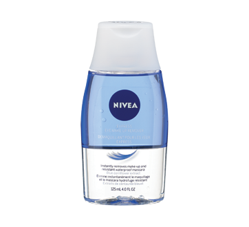 Image 2 of product Nivea - Express Eye Make-Up Remover, 125 ml