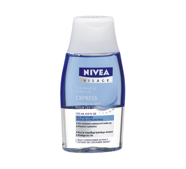 Image 3 of product Nivea - Express Eye Make-Up Remover, 125 ml