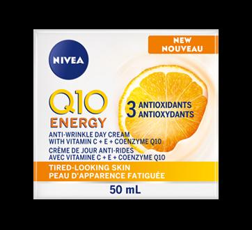 Q10 Plus C Anti-Wrinkle + Energy Day Cream, 50 ml